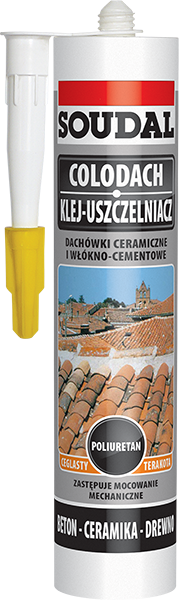 Klej do dachówek Colodach 280 ml terracota