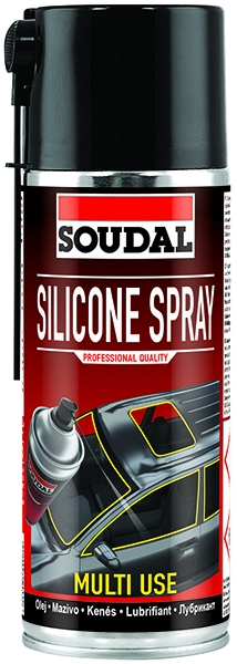 Silicone Spray 400 ml-preparat smarujacy
